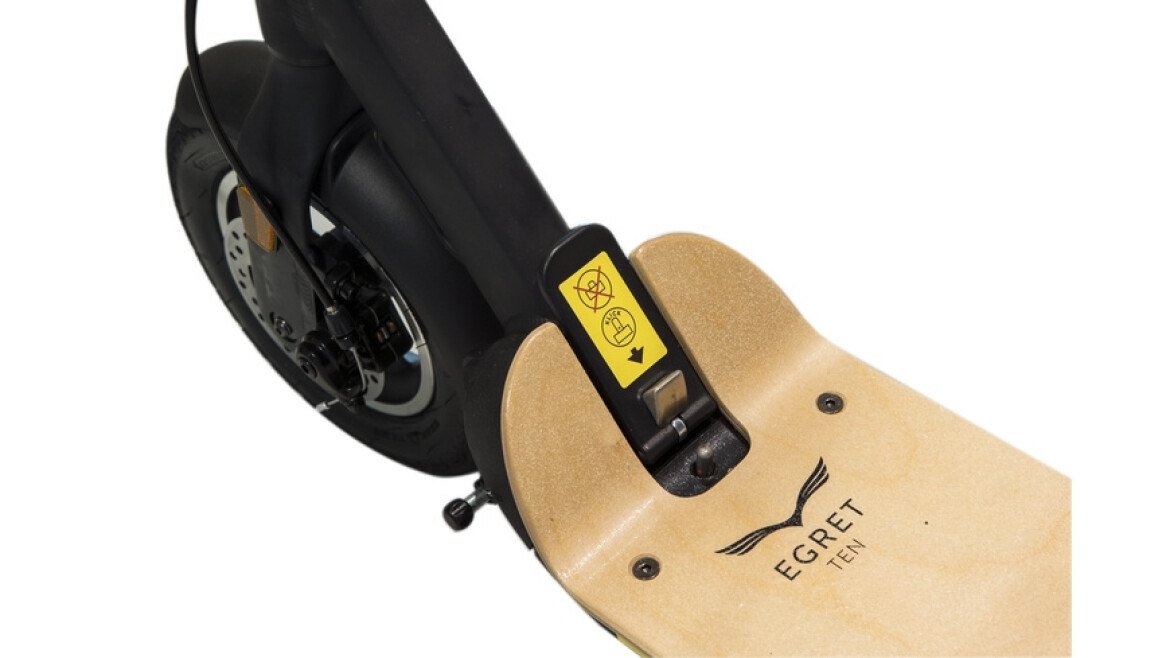 EGRET Ten V4 black Holz