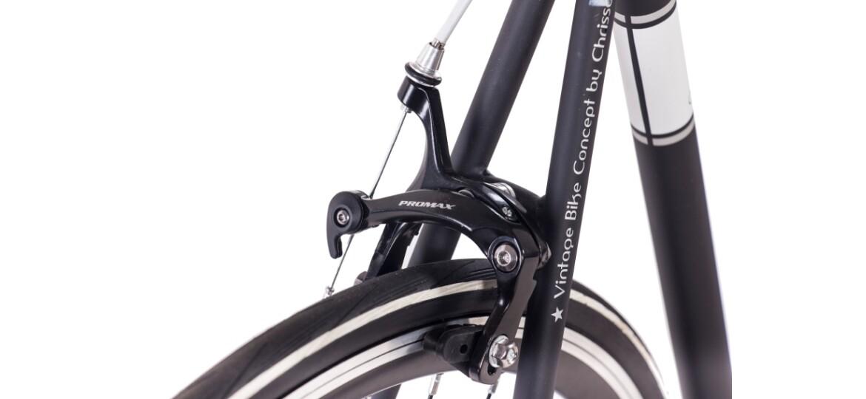 Chrisson FG Flat 1.0 schwarz matt