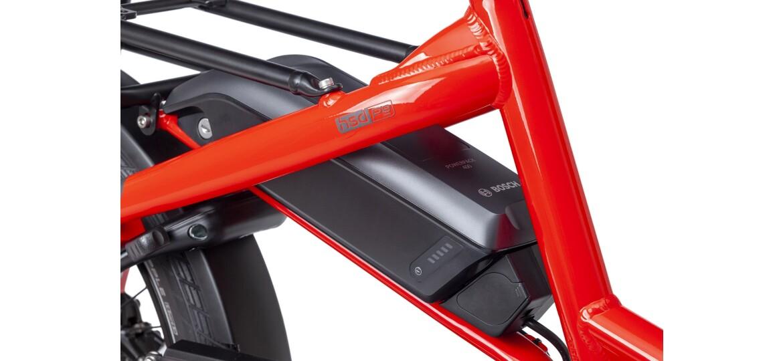Tern Elektro-Kompaktrad HSD P9 Mod.21 red