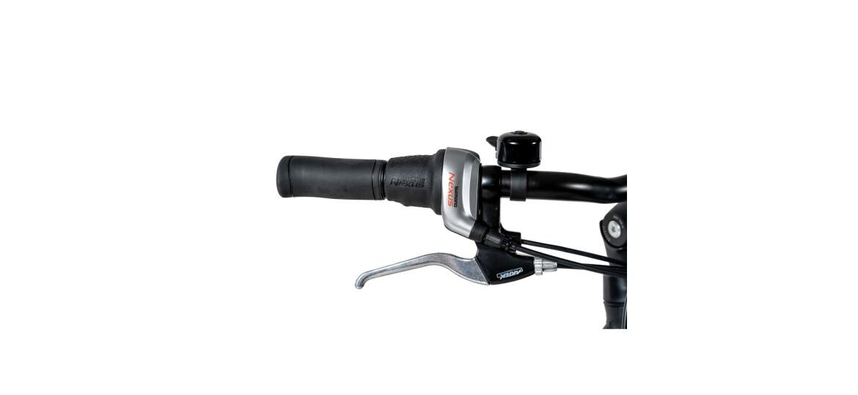 Chrisson E-LADY 7G Shimano Nexus ANANDA schwarz matt