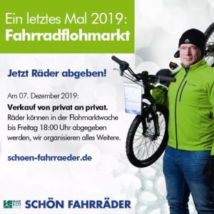Winter-Fahrrad-Flohmarkt