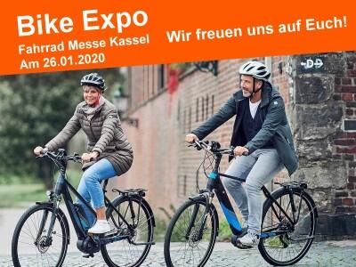Bike Expo Kassel 2019 Fahrrad Messe