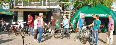 E-Bike Testival!
