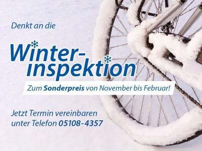 Winterinspektion