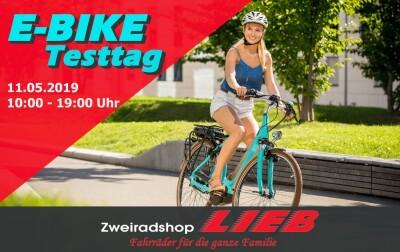 E-Bike Testtag