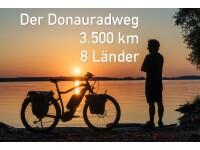 Maximilian Semsch – Der Donauradweg
