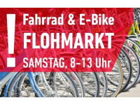 Fahrrad- und E-Bike-Flohmarkt
