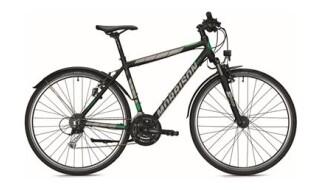 Morrison X 2.0, Trapez, Black-Green matt von Bike & Co Hobbymarkt Georg Müller e.K., 26624 Südbrookmerland
