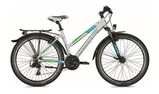 Morrison ATB Mescalero S26 Trapez White/Green Metallic-Glossy von Fahrrad Imle, 74321 Bietigheim-Bissingen