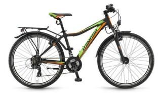 Winora dash 26 schwarz-grün-orange matt 2018 von Fahrrad Imle, 74321 Bietigheim-Bissingen