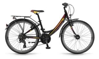 Winora Chica schwarz-berry-gelb 2018 von Fahrrad Imle, 74321 Bietigheim-Bissingen