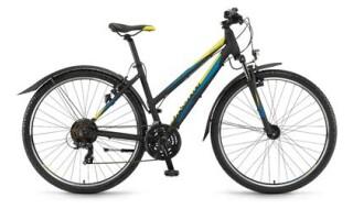 Winora Grenada, Trapez, Schwarz-Aqua-Lime matt von Bike & Co Hobbymarkt Georg Müller e.K., 26624 Südbrookmerland