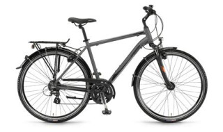 Winora Jamaica, Herren, Anthrazit-Schwarz matt von Bike & Co Hobbymarkt Georg Müller e.K., 26624 Südbrookmerland