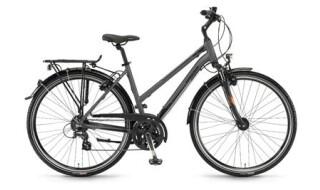 Winora Jamaica, Trapez, Anthrazit-Schwarz matt von Bike & Co Hobbymarkt Georg Müller e.K., 26624 Südbrookmerland