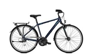 Raleigh Oakland, Trekkingbike mit 21-Gang Kettenschaltung, Federgabel, LED Licht von Henco GmbH & Co. KG, 26655 Westerstede
