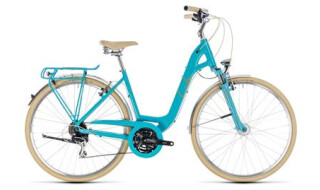 Cube Elly Ride aqua´n´orange 2018 von Fahrrad-Grund GmbH, 74564 Crailsheim