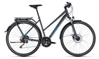 Cube Kathmandu Hybrid EXC 500 iridium n blue von Radsport Ilg OHG, 73479 Ellwangen