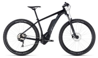 Cube Reaction Hybrid Pro 500 black Edition von Radsport Ilg OHG, 73479 Ellwangen