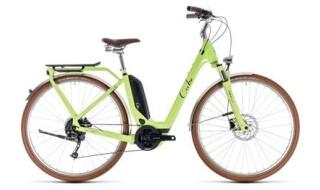 Cube Elly Ride Hybrid 500 green´n´black 2018 von Fahrrad-Grund GmbH, 74564 Crailsheim