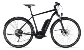 Cube Cross Hybrid Race Allroad 500 black n white von Radsport Ilg OHG, 73479 Ellwangen
