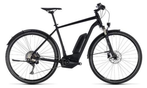 Cube Cross Hybrid Race Allroad 500Wh von Bike Service Gruber, 83527 Haag in OB