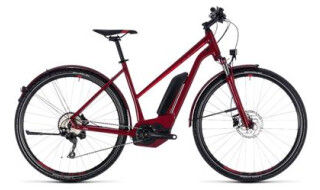 Cube Cross Hybrid Pro Allroad 500 darkred n red von Radsport Ilg OHG, 73479 Ellwangen