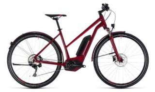 Cube Cube Cross Hybrid Pro Allroad 400 darkred´n´red Trapez von bikeschmiede-Ahl, 63628 Bad Soden Salmünster