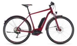 Cube Cube Cross Hybrid Pro Allroad 400 darkred´n´red Herren von bikeschmiede-Ahl, 63628 Bad Soden Salmünster