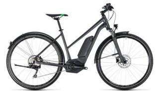 Cube Cross Hybrid Pro Allroad 500 grey n flashgreen von Radsport Ilg OHG, 73479 Ellwangen