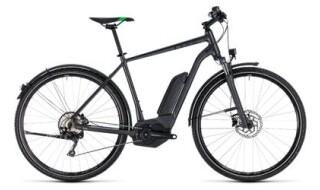Cube Cube Cross Hybrid Pro Allroad 400 grey´n´flashgreen 2018 Herren von bikeschmiede-Ahl, 63628 Bad Soden Salmünster