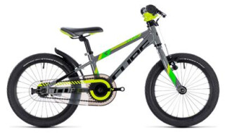 Cube Kid 160 grey n green n kiwi von Fahrradwelt International, 52441 Linnich