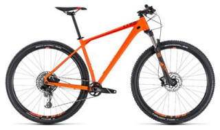 Cube Reaction Race Orange´n´red 2018 von Fahrrad Imle, 74321 Bietigheim-Bissingen