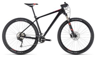 Cube Reaction Pro black´n´red 2018 von Fahrrad Imle, 74321 Bietigheim-Bissingen