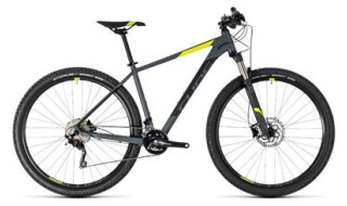 "Cube Attention SL grey´n´flashyellow 29"" 2018 von Fahrrad Imle, 74321 Bietigheim-Bissingen"
