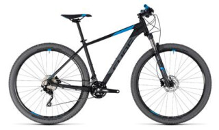 Cube Attention black´n´blue 2018 27,5 er von Fahrrad Imle, 74321 Bietigheim-Bissingen