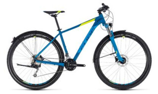 Cube Cube Aim SL Allroad blue n flashyellow von Fahrradwelt International, 52441 Linnich