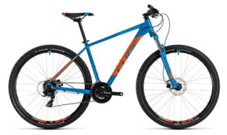 Cube Cube Aim Pro blue n orange von Fahrradwelt International, 52441 Linnich