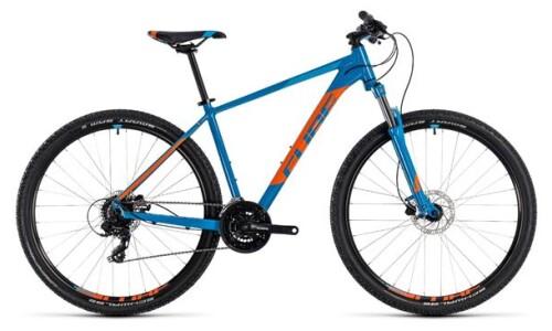 Cube Aim Pro, blue´n orange von Bike Service Gruber, 83527 Haag in OB