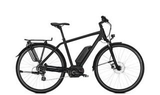Kalkhoff Voyager Move B8 Herren matt/schwarz 2018 von Fahrrad-Grund GmbH, 74564 Crailsheim