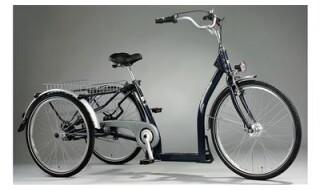 Pfau-Tec Elegance von Fahrrad-Welt , 27232 Sulingen