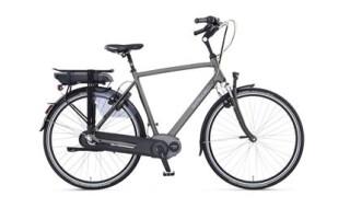 Batavus AGUDO E-GO, Herren E-Bike mit Bosch-Mittelmotor, Akku 500 Wh, 8-Gang, Rücktrittbremse von Henco GmbH & Co. KG, 26655 Westerstede