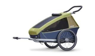 Croozer Kid for 2 2018 von Fahrrad Imle, 74321 Bietigheim-Bissingen
