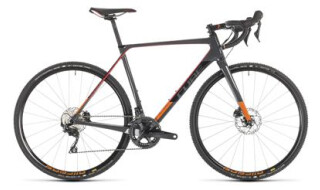 Cube Cross Race C:62 Pro grey n red von Radsport Ilg OHG, 73479 Ellwangen