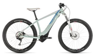 Cube Access Hybrid EXC 500Wh blue´n´coral von Bike Service Gruber, 83527 Haag in OB