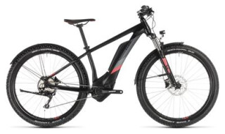 Cube Access Hybrid Pro 500Wh black´n´coral von Bike Service Gruber, 83527 Haag in OB