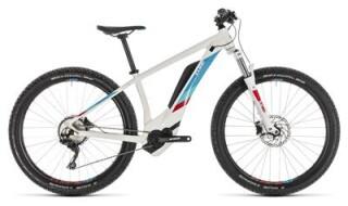Cube Access Hybrid Pro 500Wh white´n´blue von Bike Service Gruber, 83527 Haag in OB