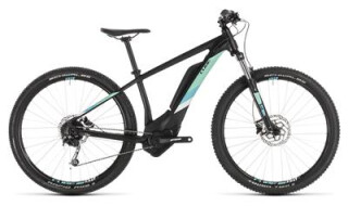 Cube Access Hybrid One 500Wh black´n´mint von Bike Service Gruber, 83527 Haag in OB