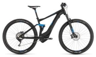 Cube Stereo Hybrid 120 Race 27,5 black`n`blue 2019 von Fahrrad Imle, 74321 Bietigheim-Bissingen