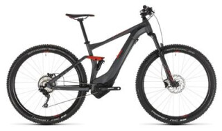 Cube Stereo Hybrid 120 Pro iridium´n´red von Bike Service Gruber, 83527 Haag in OB