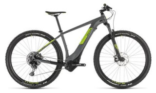 Cube Reaction Hybrid Eagle 500 grey n green von Radsport Ilg OHG, 73479 Ellwangen